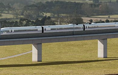 PBU (UK) LTD on board major HS2 civil engineering Scheme
