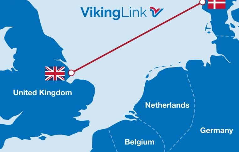 Viking Link from UK to Norway